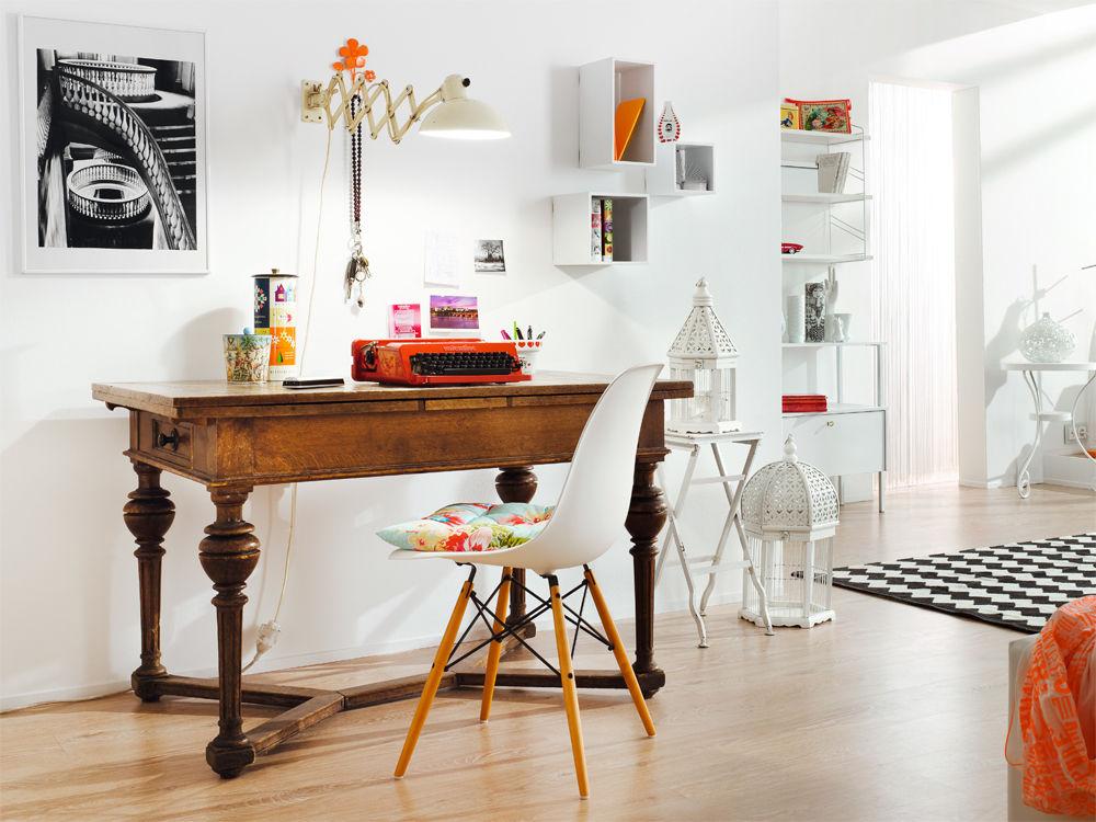 vintage look zuhause wohnen. Black Bedroom Furniture Sets. Home Design Ideas