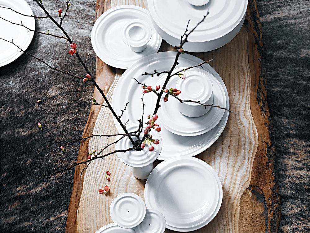 nat rlicher look f r die tafel zuhause wohnen. Black Bedroom Furniture Sets. Home Design Ideas
