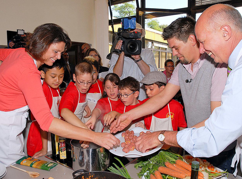 Nolte Küchen fördert Schulen
