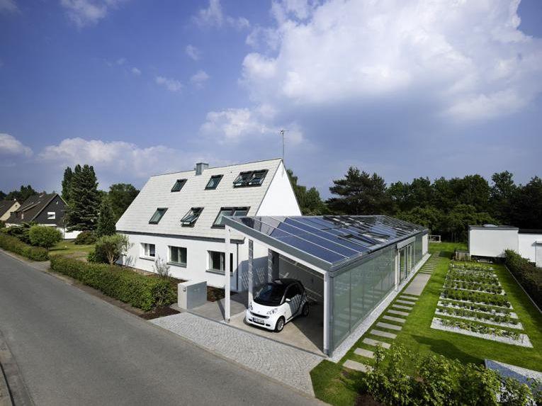 Null-Energie-Haus Wilhelmsburg
