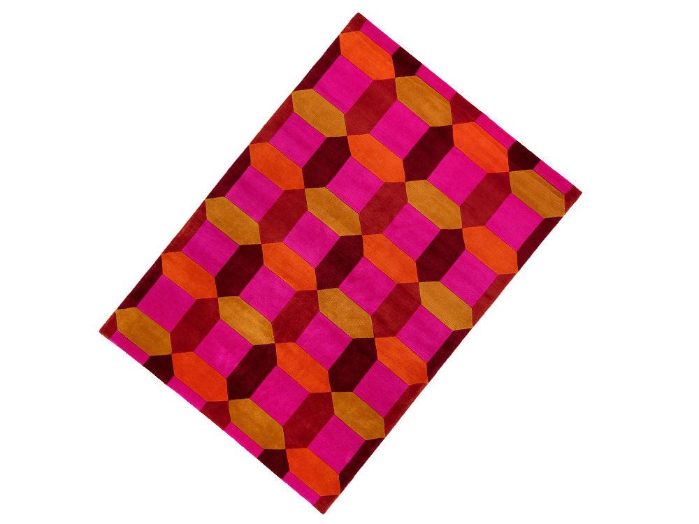 aktuelle teppichdessins zuhause wohnen. Black Bedroom Furniture Sets. Home Design Ideas