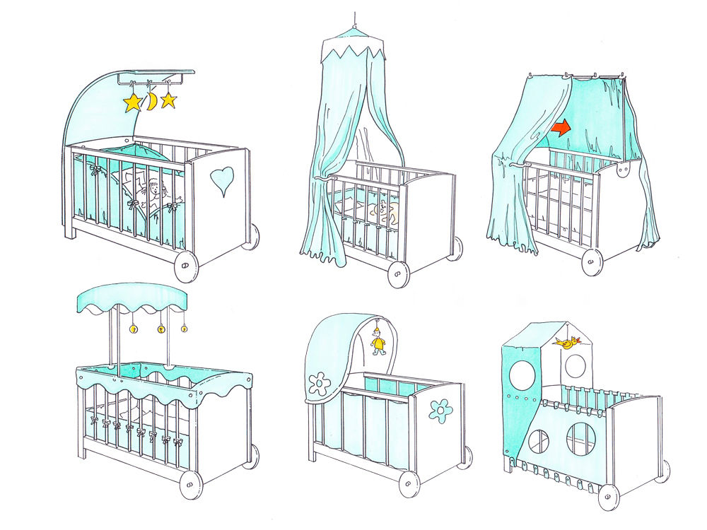 einrichtung babyzimmer zuhause wohnen. Black Bedroom Furniture Sets. Home Design Ideas