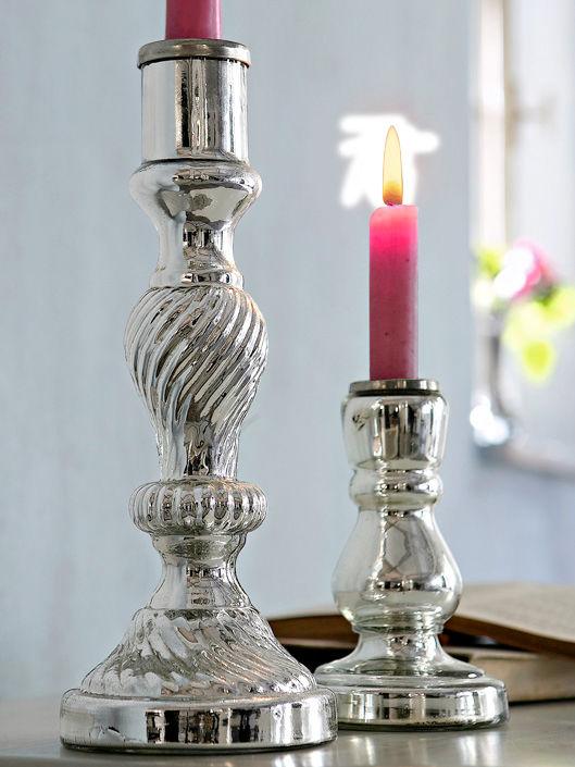 Silber accessoires zuhause wohnen for Accessoires wohnen