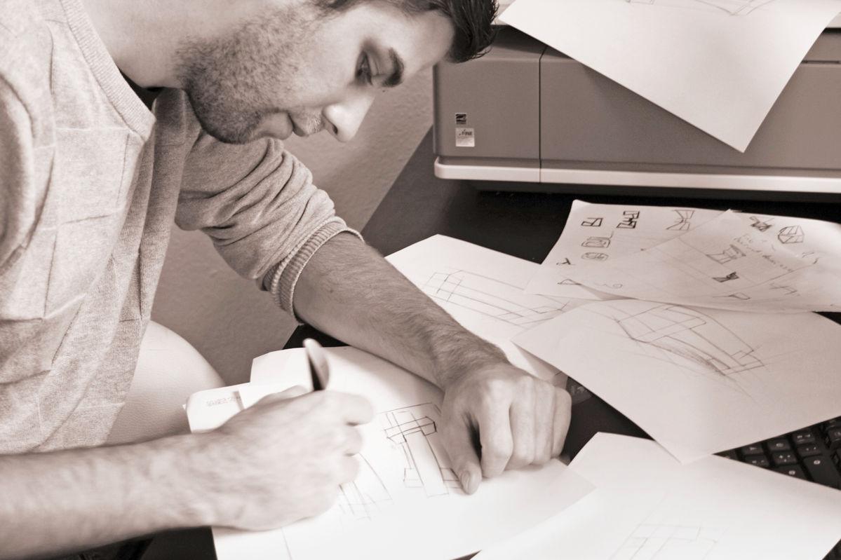Designer Alexander Nettesheim