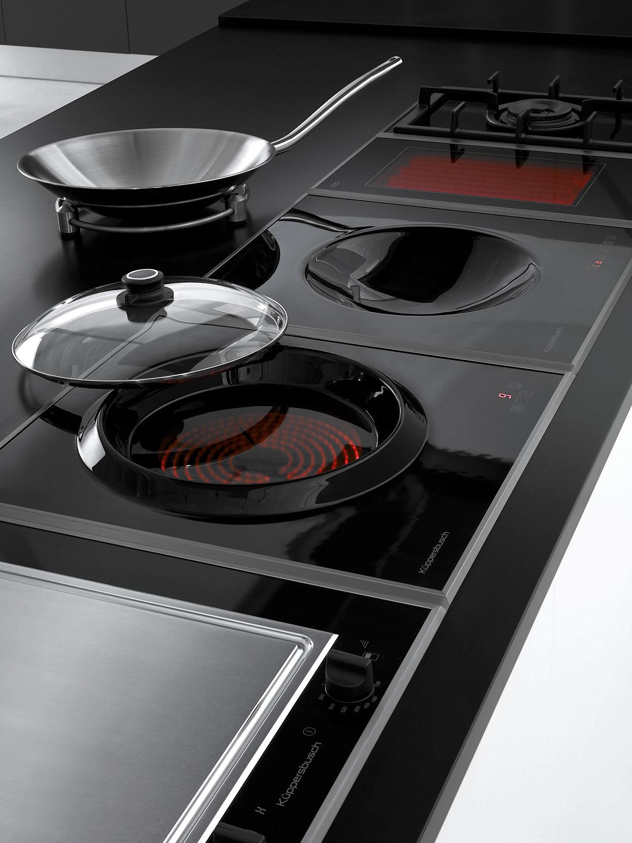 Küchen mit Profi Technik