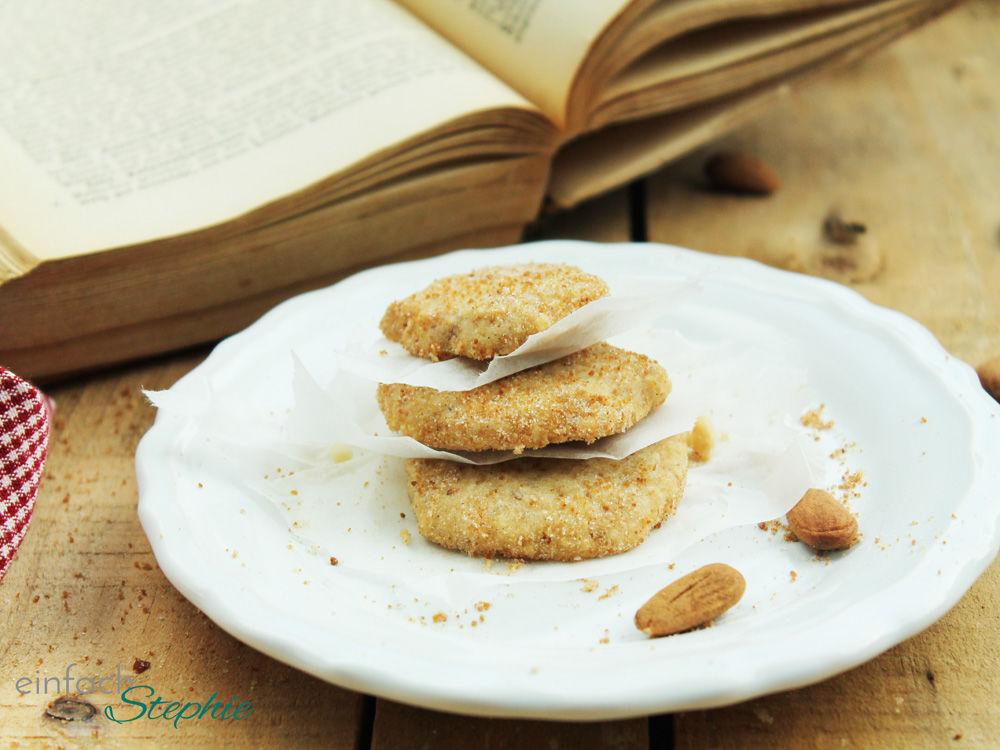 Vegane Heidesand-Kekse