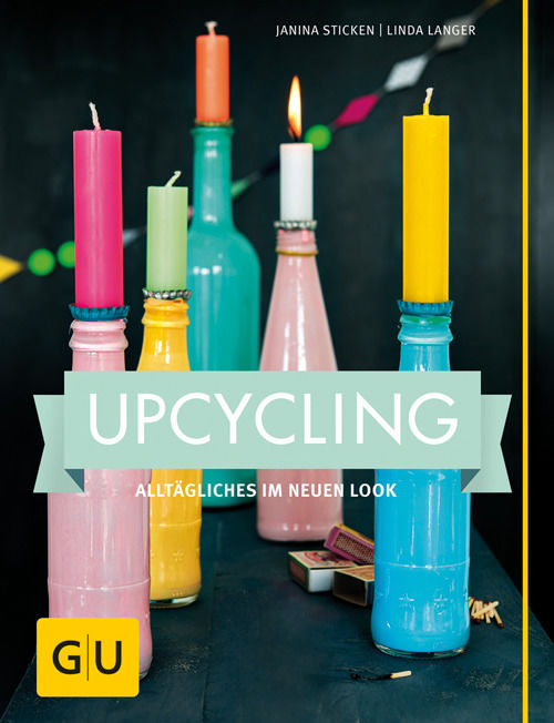 "Cover GU Buch ""Upcycling"""