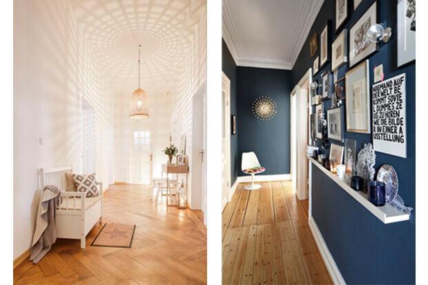 einrichtungstipps f r den flur im altbau zuhause wohnen. Black Bedroom Furniture Sets. Home Design Ideas
