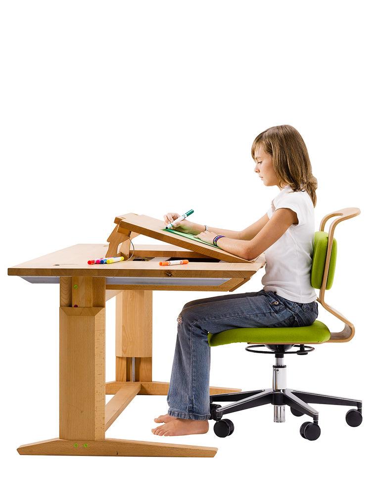 Mitwachsender kinderschreibtisch zuhause wohnen for Schreibtisch kinder