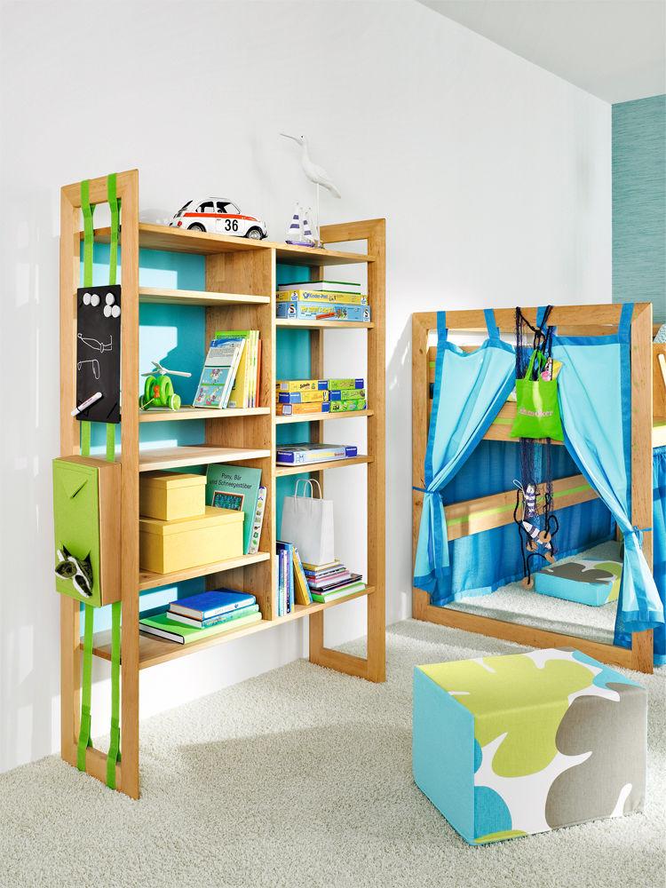 clevere m bel f r den nachwuchs zuhause wohnen. Black Bedroom Furniture Sets. Home Design Ideas