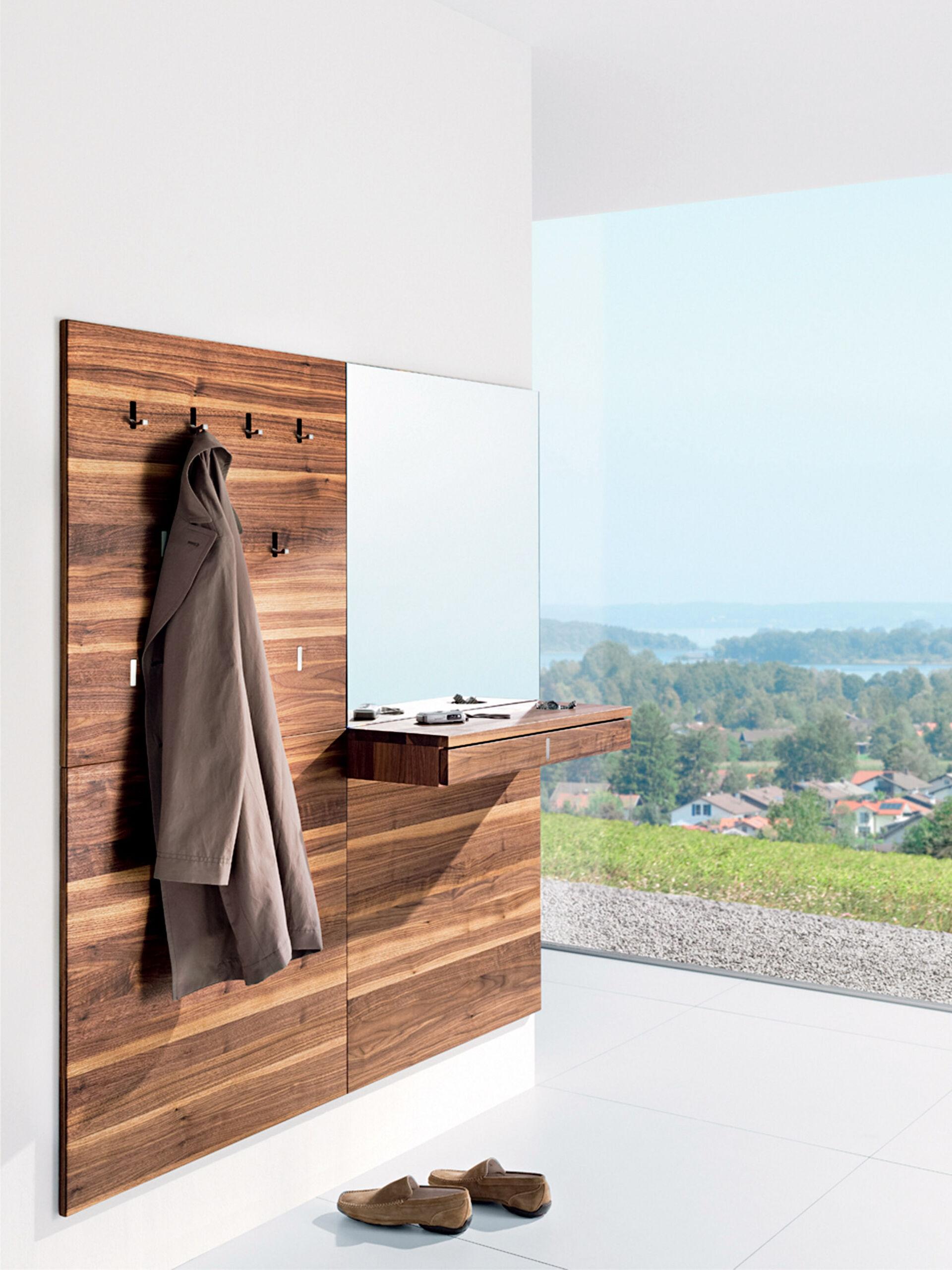 top ideen f r flure zuhause wohnen. Black Bedroom Furniture Sets. Home Design Ideas