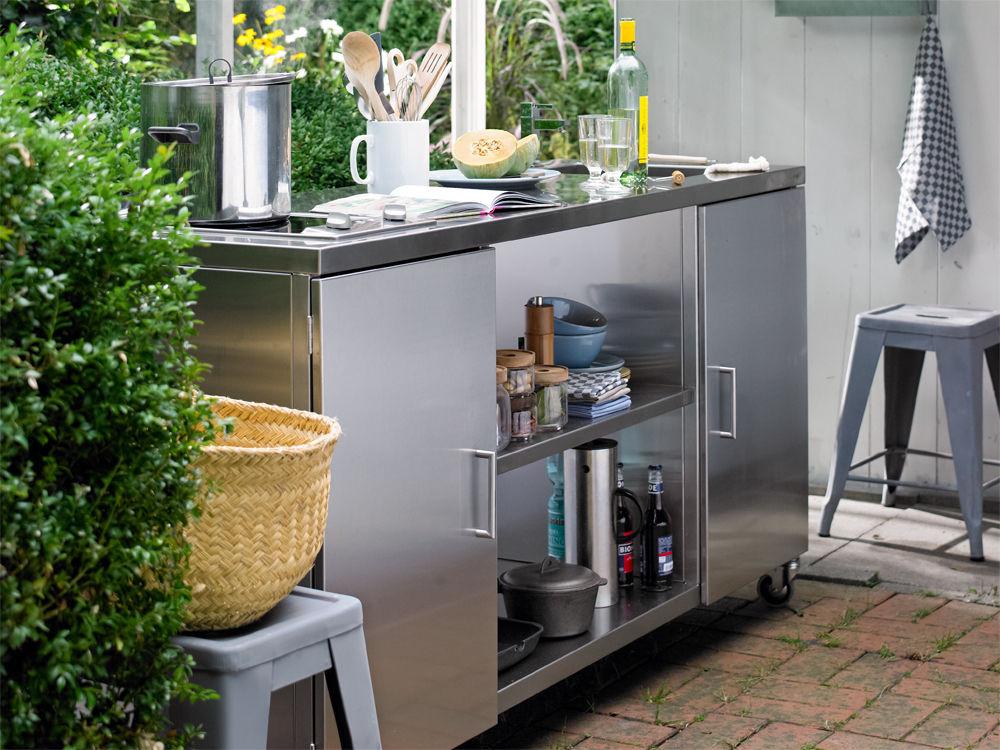 Lizzy Heinen Outdoor Küche Aus Edelstahl : Lizzy heinen outdoor kuche