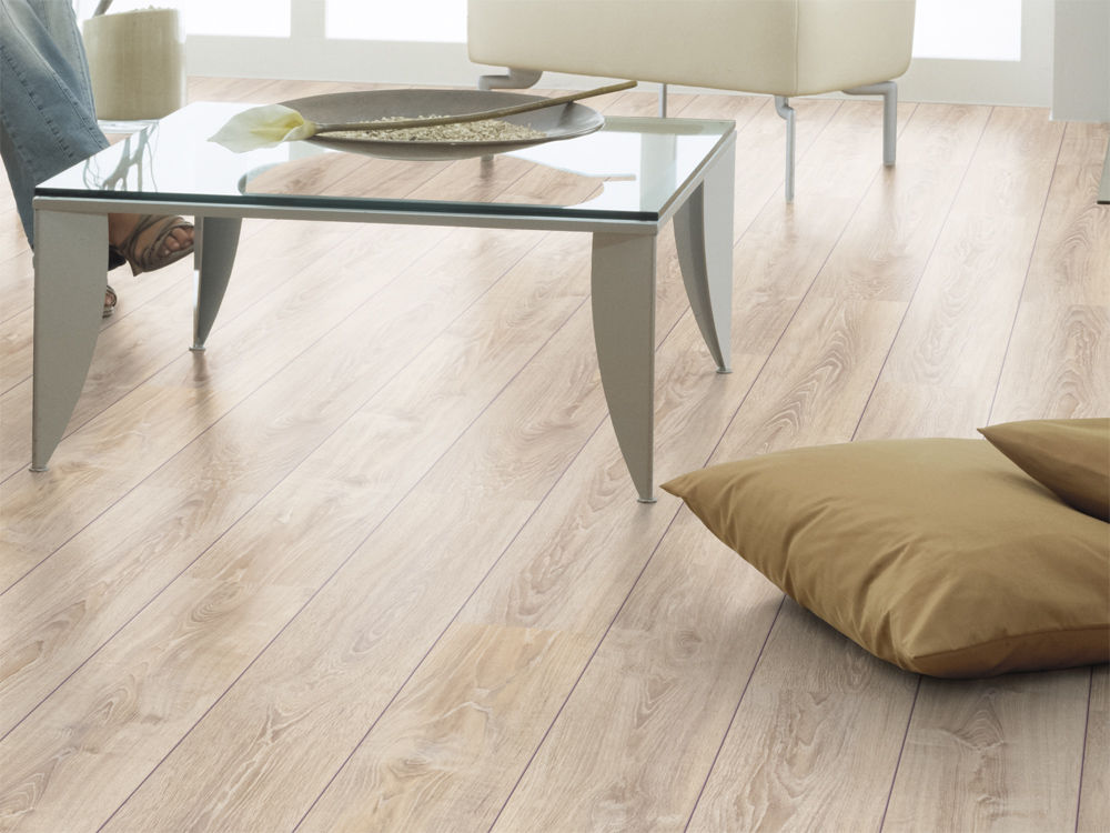 Exquisit D 2987 Whitewashed Oak Krono