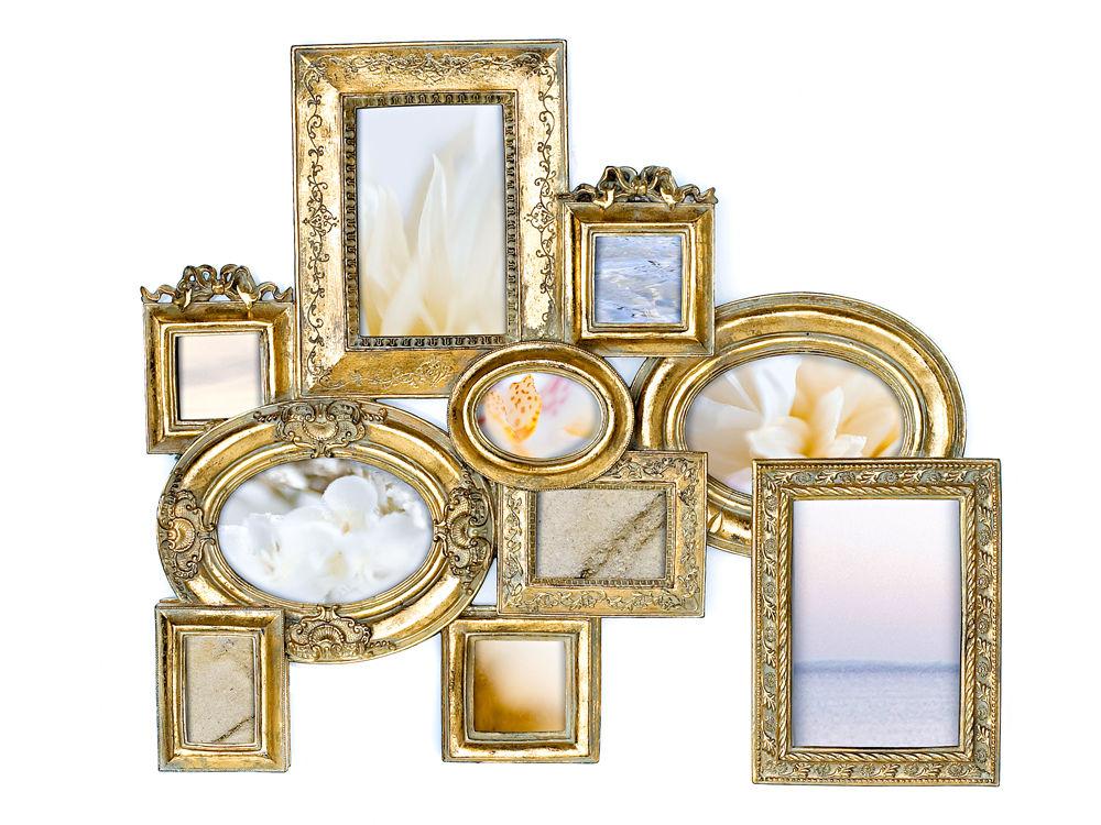 Bilderrahmen gold Impressionen