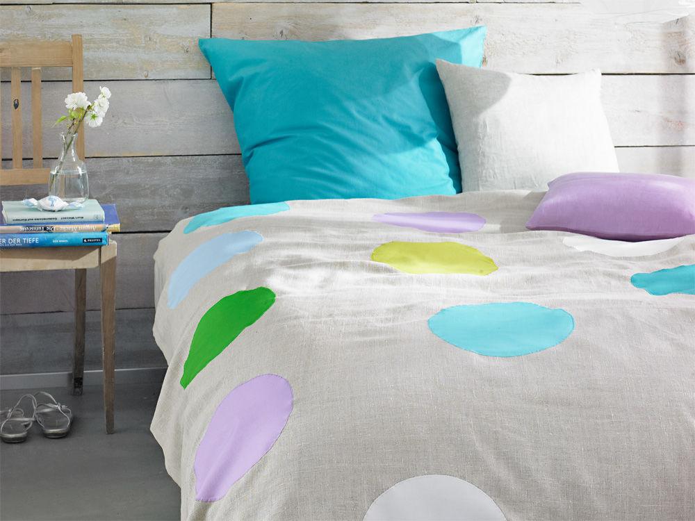 Bettüberwurf selber machen