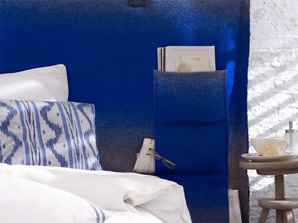 blaue wohnaccessoires zuhause wohnen. Black Bedroom Furniture Sets. Home Design Ideas