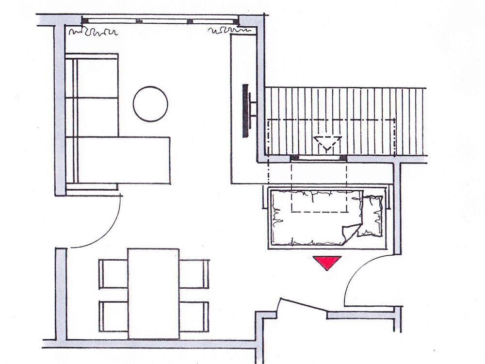 Platzgewinn Dank Einbauten Zuhausewohnen