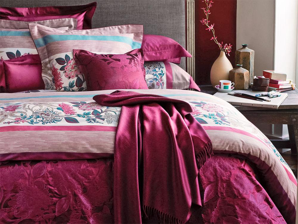 kissen plaids und bettw sche zuhause wohnen. Black Bedroom Furniture Sets. Home Design Ideas