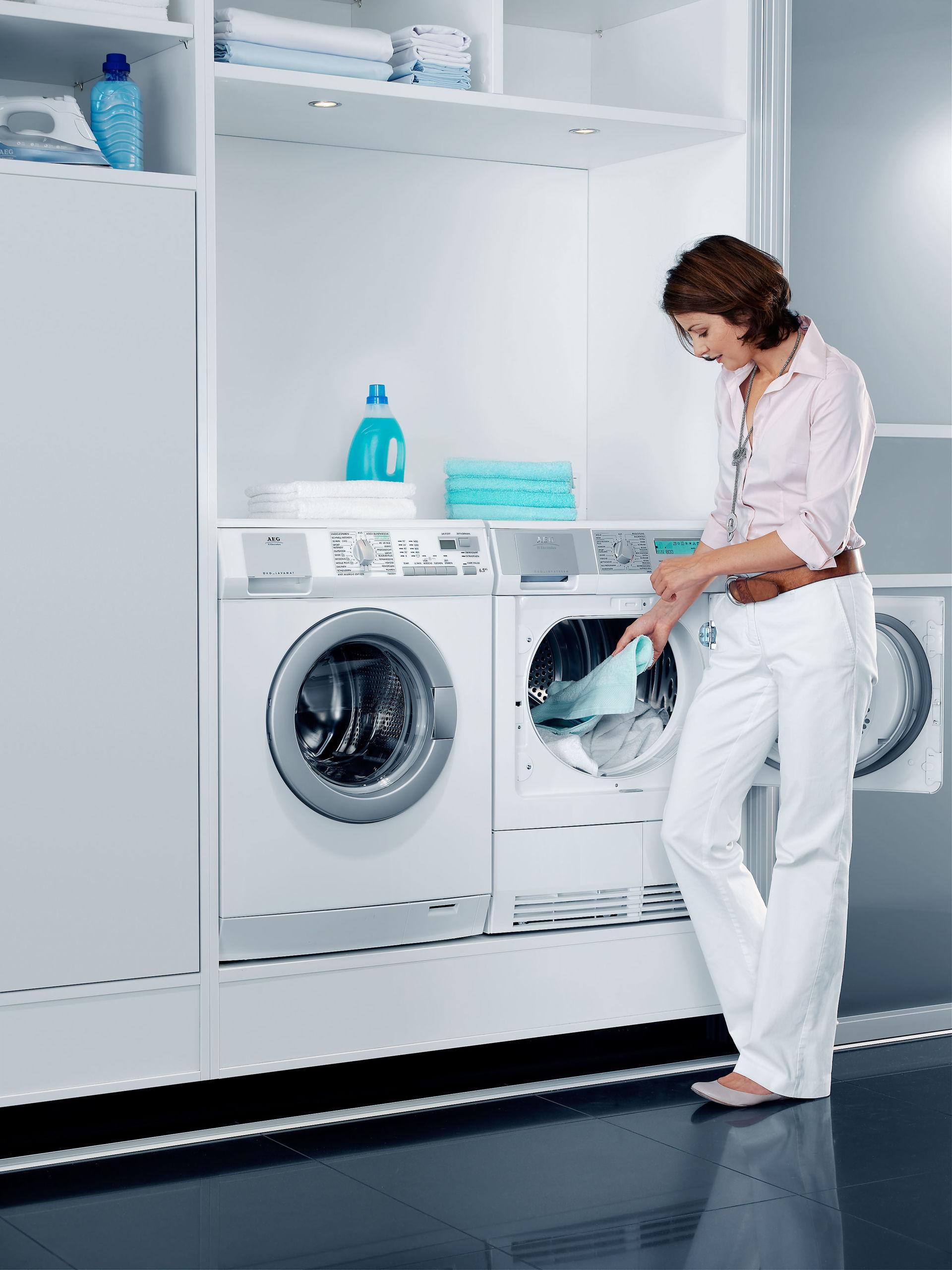 Waschmaschine, Kühlschrank und Co.  Zuhause Wohnen