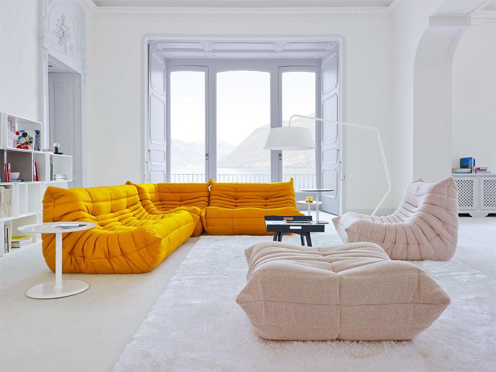 Sofa-Sessel und Hocker Ligne Roset