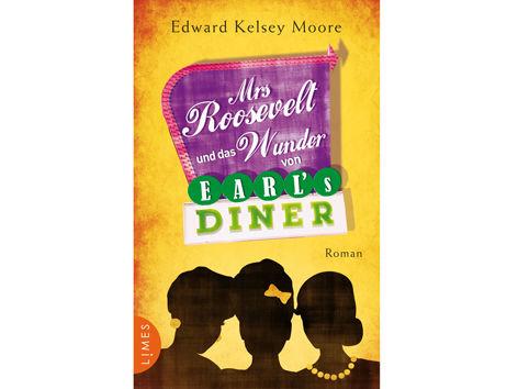 """""""Mrs Roosevelt und das Wunder"""" von Earl's Diner von Edward Kelsey Moore"""