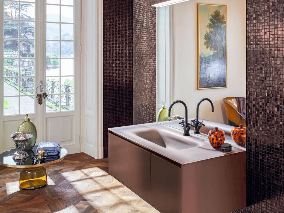 waschtisch zuhause wohnen. Black Bedroom Furniture Sets. Home Design Ideas