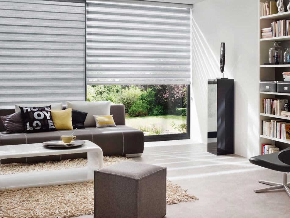 so gestalten sie schwierige fenster zuhause wohnen. Black Bedroom Furniture Sets. Home Design Ideas