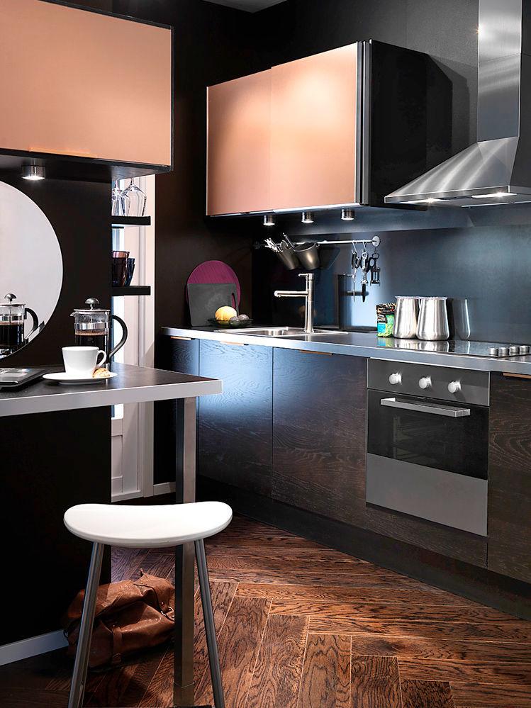 Welche Farbe Fr Die Kche. Cool Frische Coole Kchen Farben Holz Kchenblock Modern With Welche ...