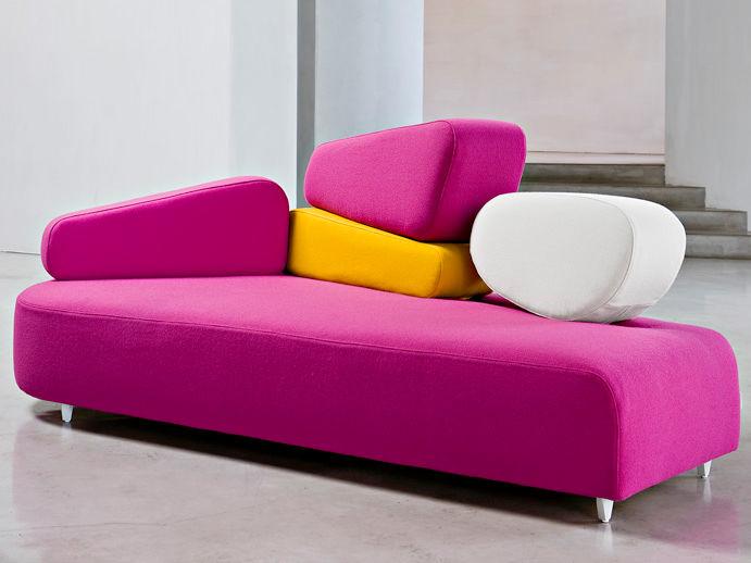 "Sofa ""Mosspink"""