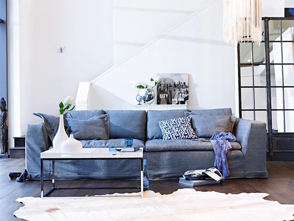 jeanslook   zuhause wohnen, Hause deko