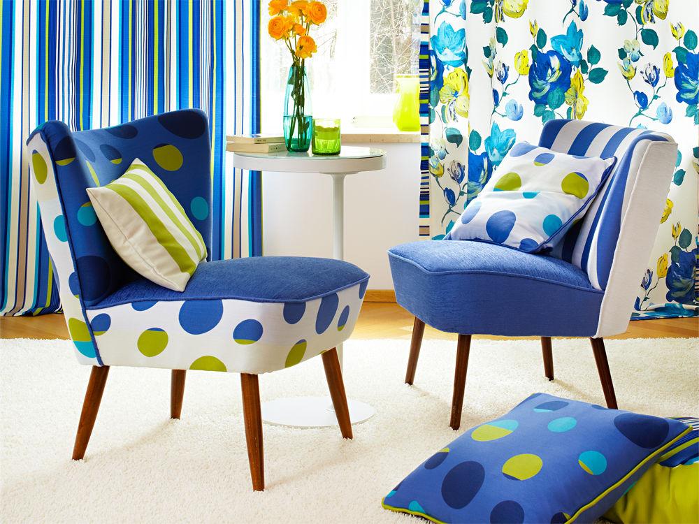 neue textiltrends zuhause wohnen. Black Bedroom Furniture Sets. Home Design Ideas