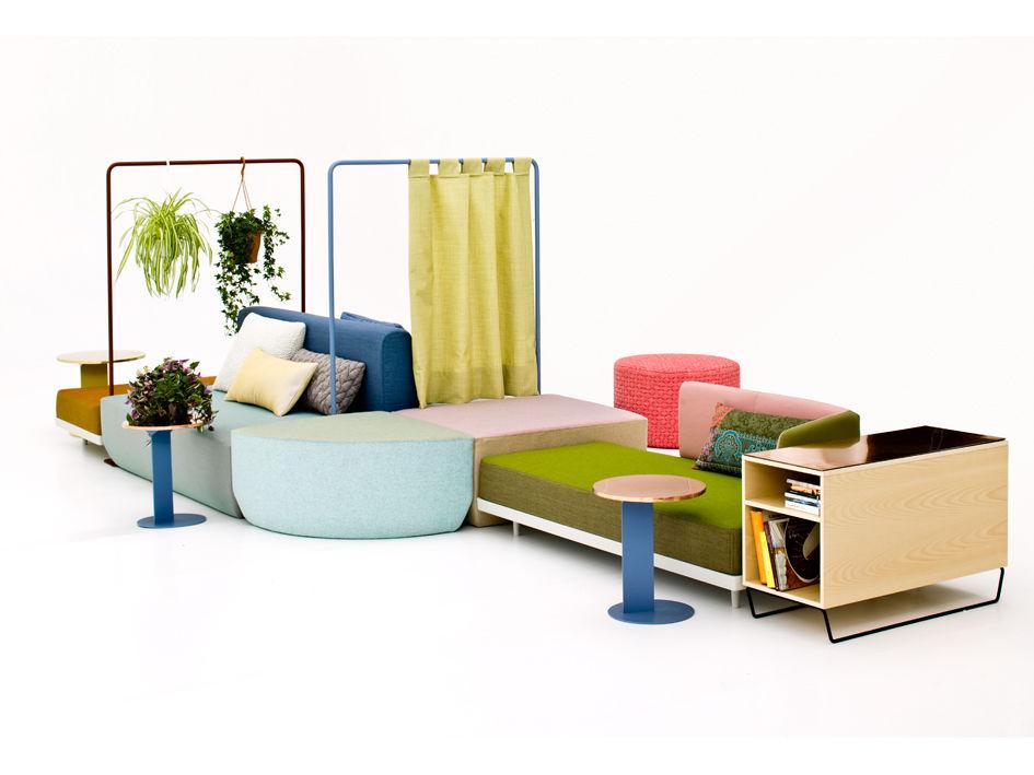 moderne sofas zuhause wohnen. Black Bedroom Furniture Sets. Home Design Ideas