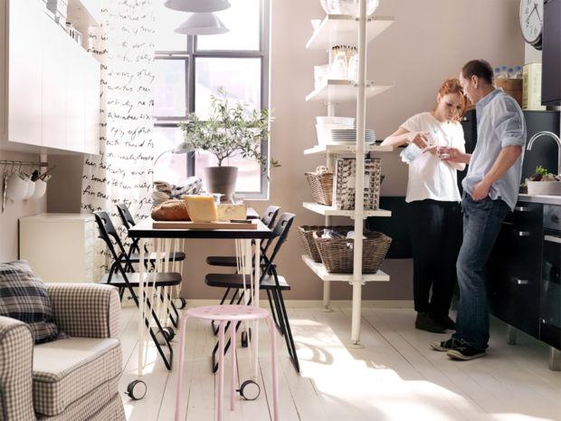 viel platz auf kleiner fl che zuhausewohnen. Black Bedroom Furniture Sets. Home Design Ideas