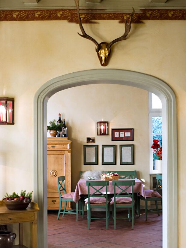 wintergl ck auf dem land zuhausewohnen. Black Bedroom Furniture Sets. Home Design Ideas