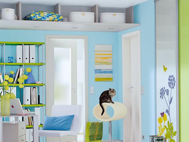 flur neu gestalten zuhausewohnen. Black Bedroom Furniture Sets. Home Design Ideas