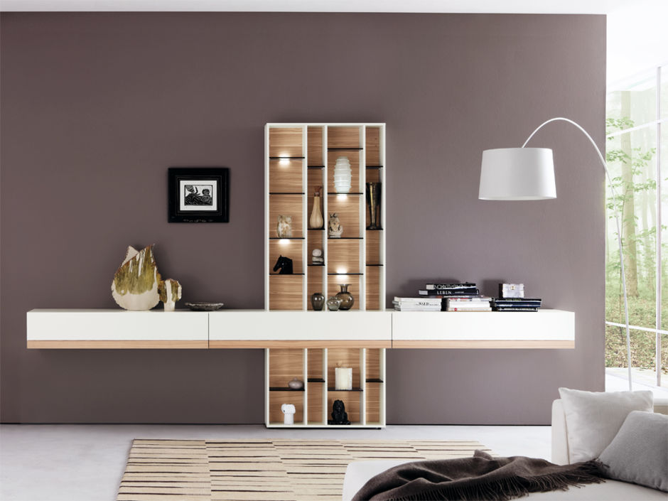 ordnung schaffen mit den passenden regalen zuhausewohnen. Black Bedroom Furniture Sets. Home Design Ideas